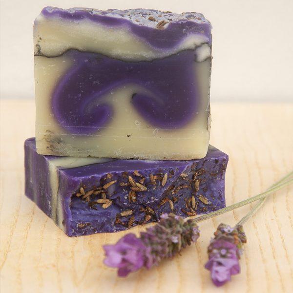 Lavender Opaque Soap