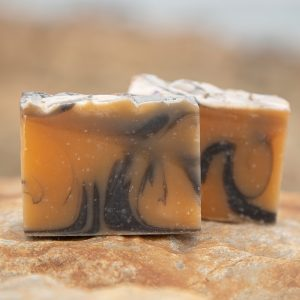 Neroli and Activated Charcoal_heaven_soaps_artisan_soap