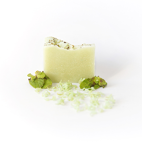 Peppermint and Eucalyptus Artisan Soap