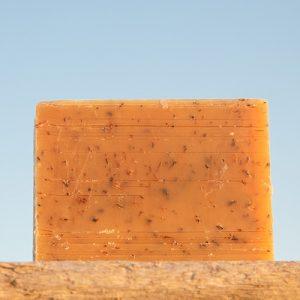 Rooibos Scrub Bar Soap