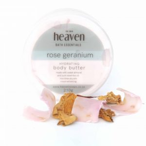 Body butter (Rose Geranium or Grapefruit)